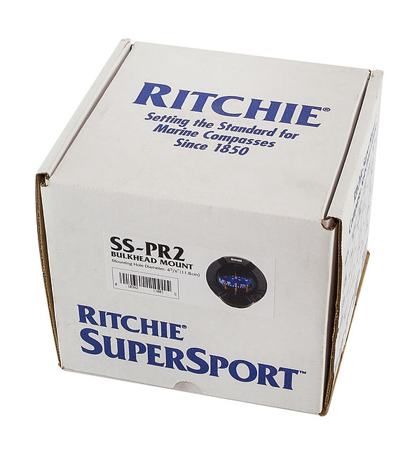 компас Ritchie SuperSport, черный