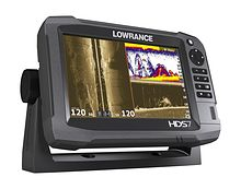 Картплоттер Lowrance HDS 7 TOUCH GEN3