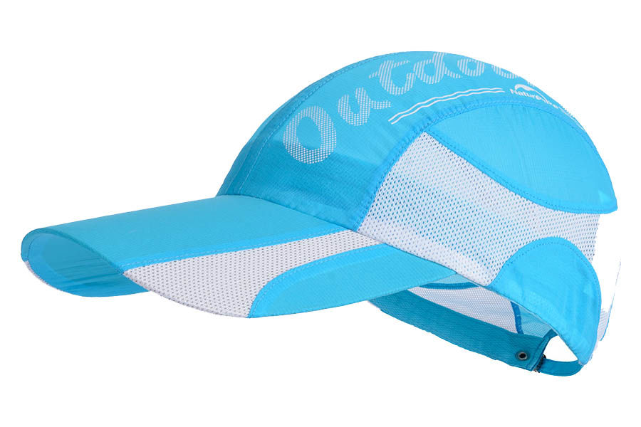 Кепка NATUREHIKE Sun Cap Hot Air 2 - Sky blue 6927595721711