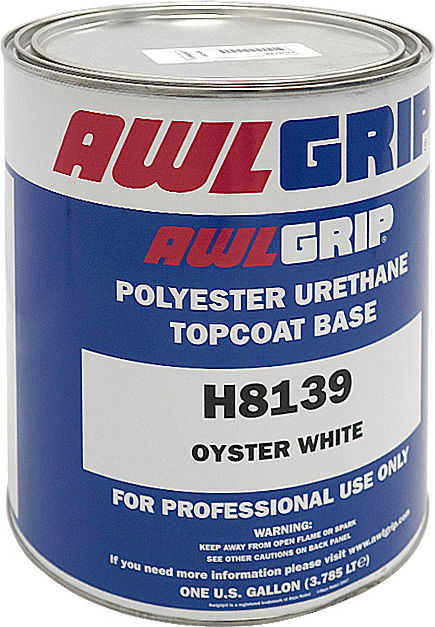 финишное покрытие Awlgrip Topcoat Oyster White Base, 3,79 л