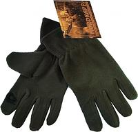 Перчатки NordKapp fleece gloves JAHTI р-р S цвет: green арт. 844G