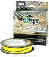 Шнур Power Pro Super8Slick 135м Yellow 0,13 (PPBIS8S13513Y)