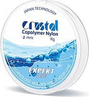 Леска Expert Profi Crustal Super Nyion 150м (19,87кг / 0,35мм, прозрачная) CR15035