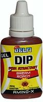 Аттрактант зимний DELFI DIP WINTER GEL BREAM (лещ, аромат AMINO, 20 мл)