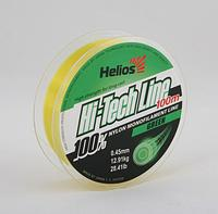 Леска Helios Hi-tech Line Nylon Green 0,45mm/100 (HS-NB 45/100)